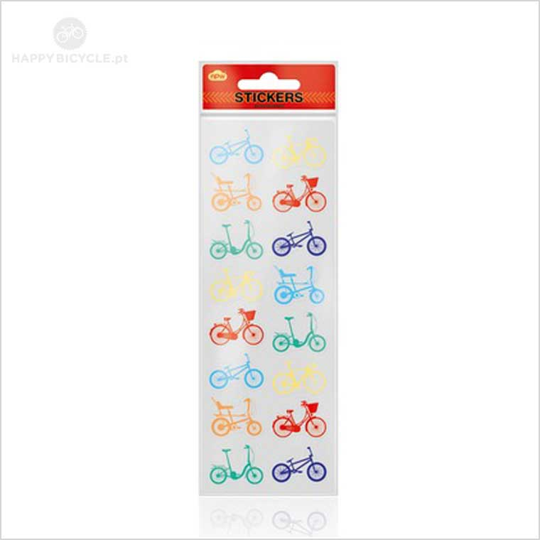 Stickers - Bicycle 3