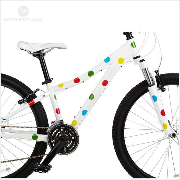 Adesivos - BOLAS para bicicleta
