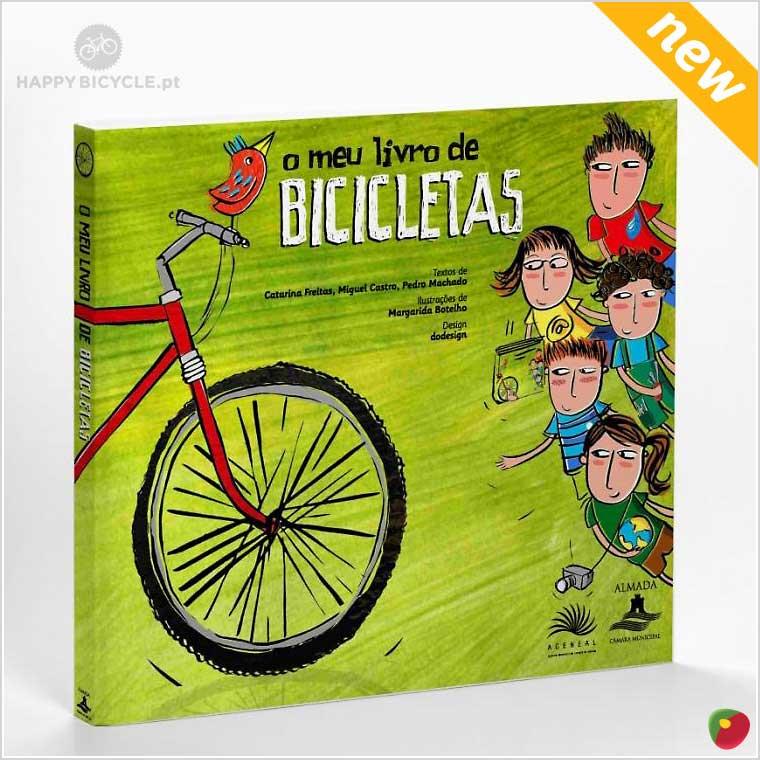 O meu livro de Bicicletas 3