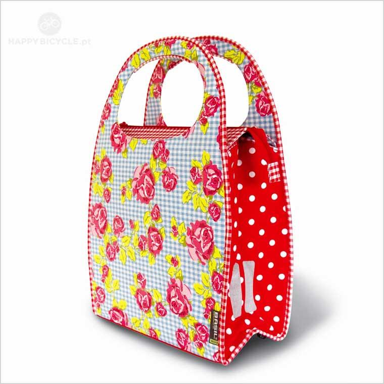 Basil Rosa Mirte Shopping Bag 6