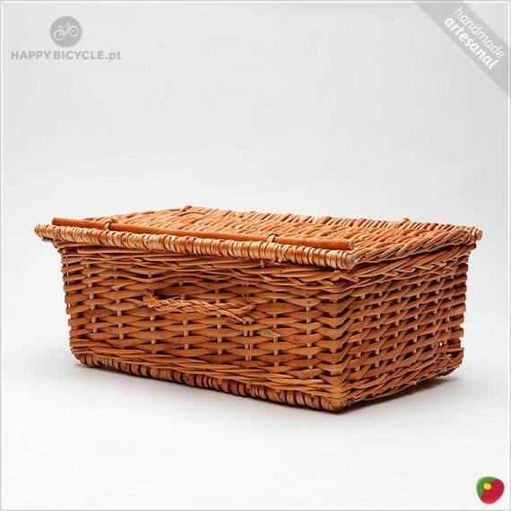 Rectangular Wicker Basket 5
