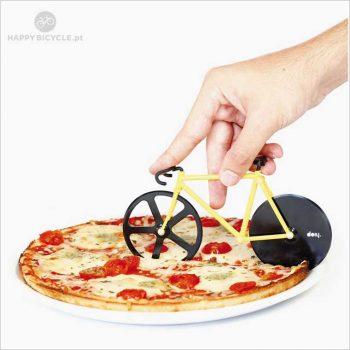 Cortador de Pizzas bicicleta