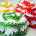 Crochet Colorful Flowers 3