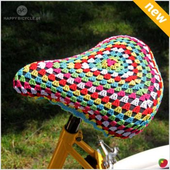 Crochet Saddle Cover 15