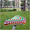 Crochet Saddle Cover 6