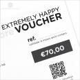 VALES HAPPY e-VOUCHER 5