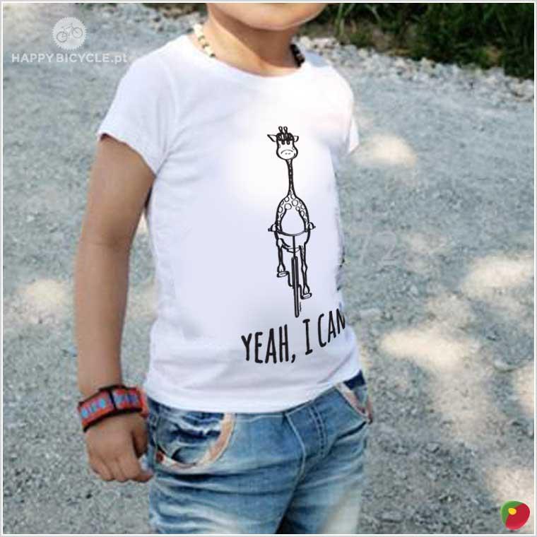 T-shirt Girafe 7