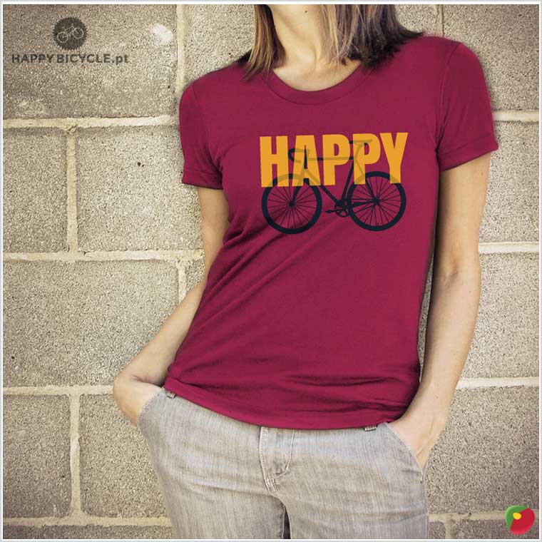 T-shirt HAPPY 7