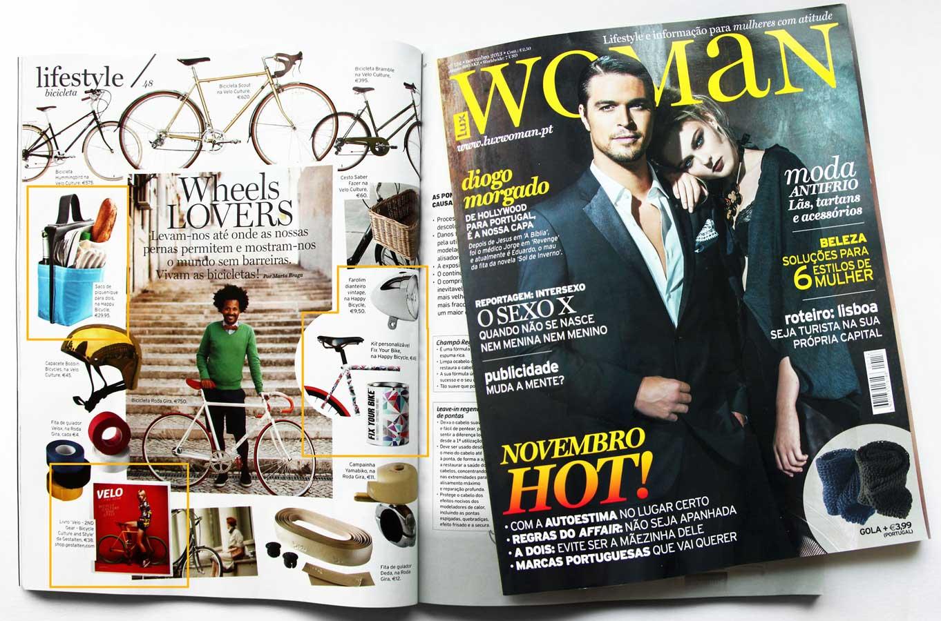 #7 - Revista Lux Woman 1