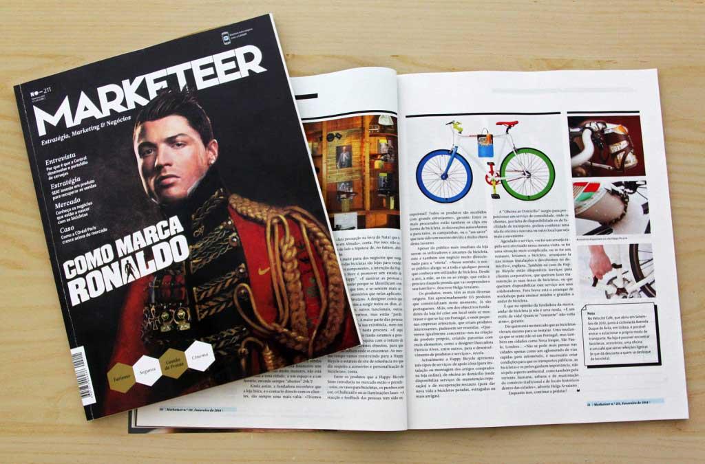 #15 - Revista Marketeer 211 1