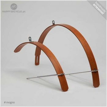 Wooden Bicycle Fenders