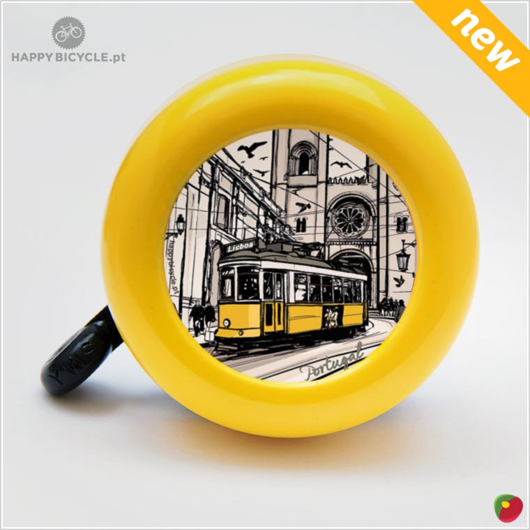 Sonnette Tram de Lisbonne 4