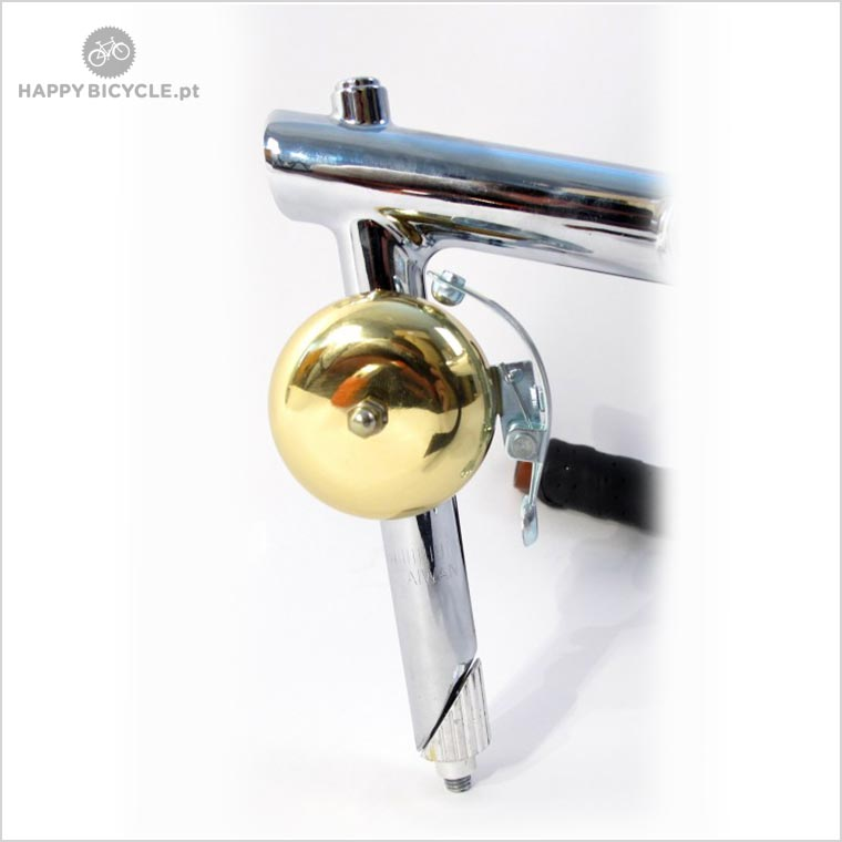 Bicycle Bell Velo Orange Brass Striker Ping Bell