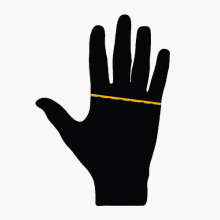 gloves-measure
