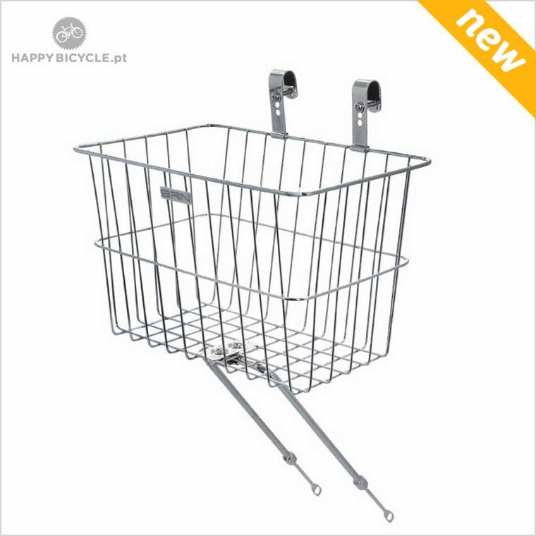 Cesto frontal met lico happy bicycle store - Cestas extraibles para armarios ...