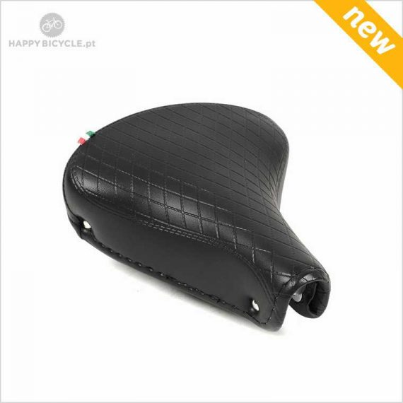 Vintage Springs Saddle Black
