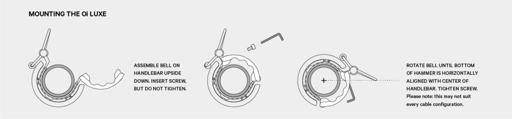 Knog Oi Luxe Bike Bell 7