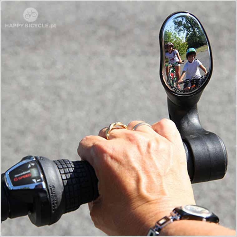 Espelho Retrovisor para Guiador 7