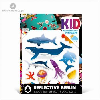 Reflective Stickers - KIDS