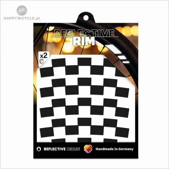 Reflective Stickers - RIM