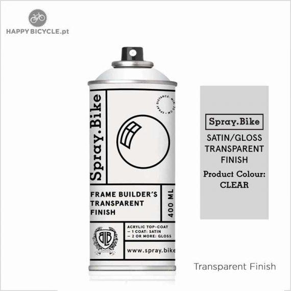 SprayBike - Verniz Transparente (400ml) 4