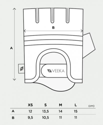glove dimensions